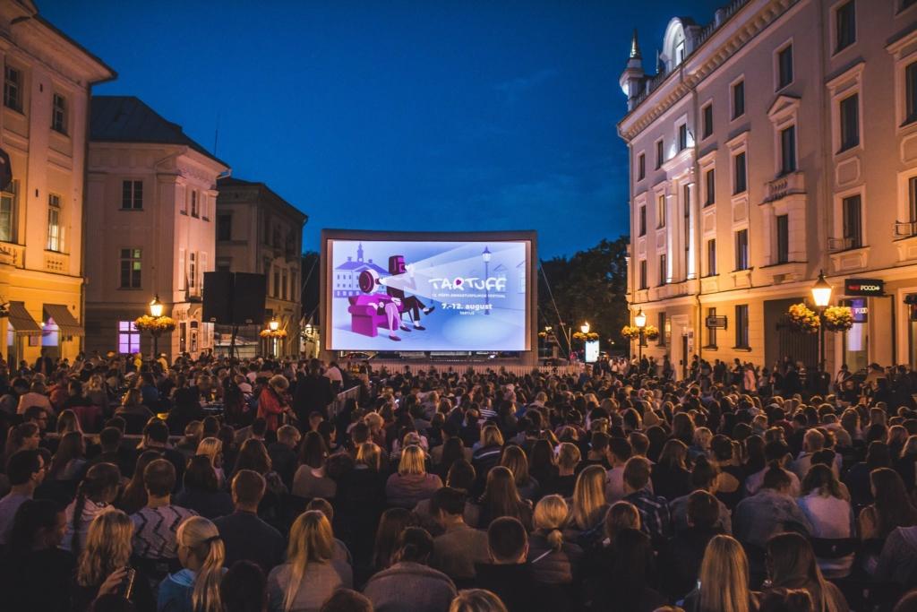 """Tartuffi avab filmikontsert """"Põhjavaim. Eesti filmi maastikud"""""""