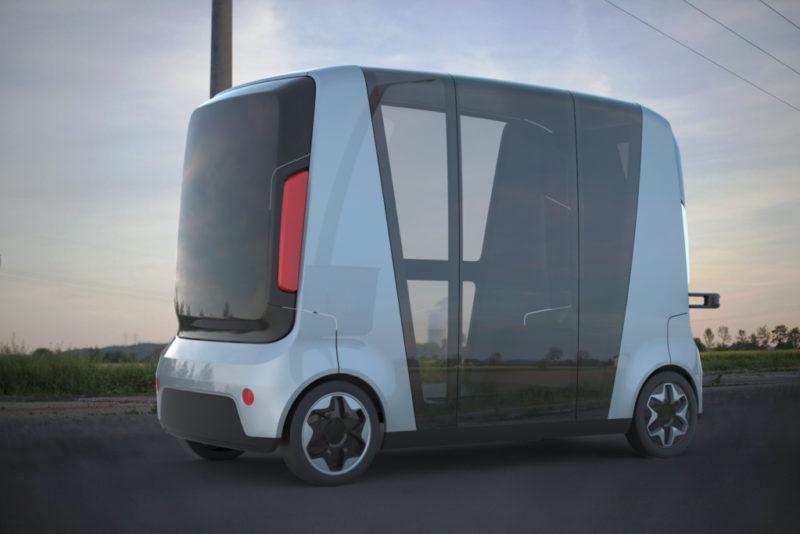 Isesõitev auto jõuab esimest korda avalikkuse ette