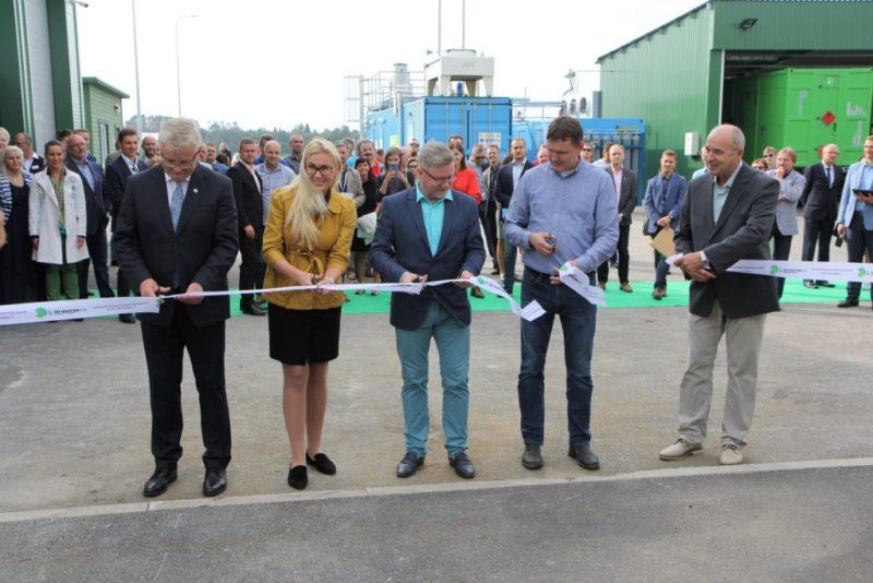 VIDEO! Viljandimaal avati Baltimaade esimene biometaanijaam