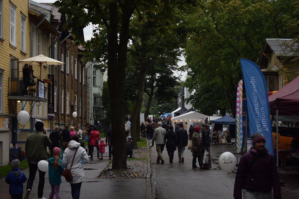 Kirjandusfestival_2017. Tallinna Kirjanduskeskus