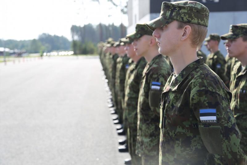 Logistikapataljoni ülem kolonelleitnant Argo Reidla kursuse lõpetajatele: olen uhke teie üle ja teil on põhjust ka iseenda üle uhked olla!