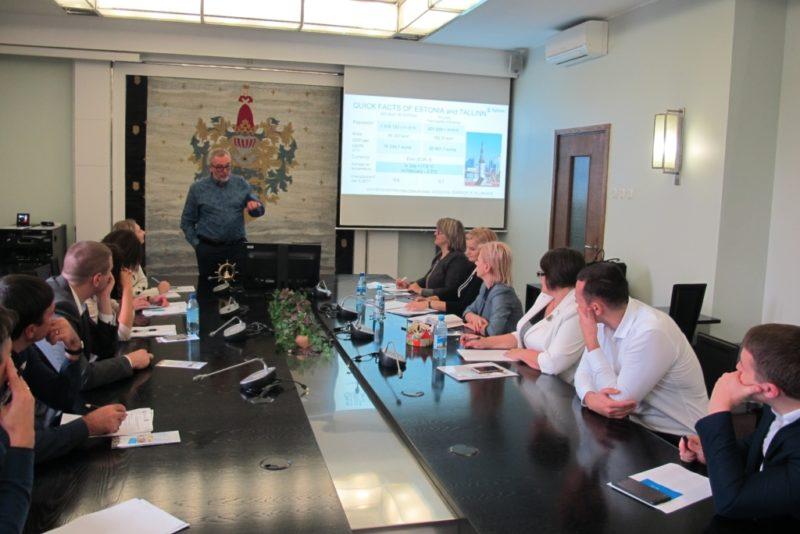 Tallinna külastasid Moldova riigiametnikud