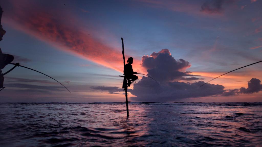 SriLanka-Fisherman