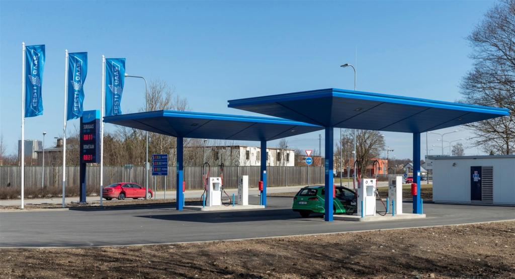 ROHEGAASI MÜÜGIREKORD! Eesti rohegaasi müük tanklates lõi senise rekordi