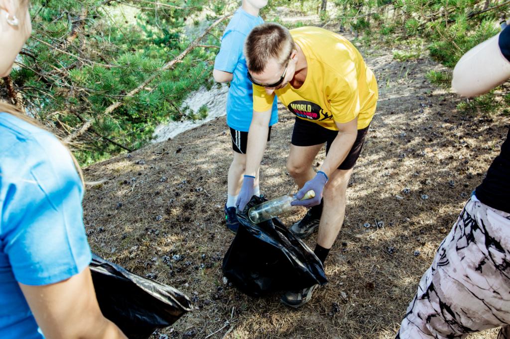 Maailmakoristuspäev ootab koristama ligikaudu 10 000 inimest