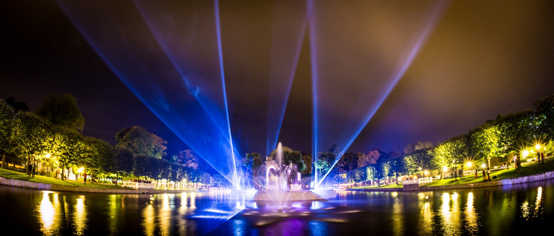 Pealinna suurim valgusfestival Valgus Kõnnib laieneb Tallinna Vanalinna