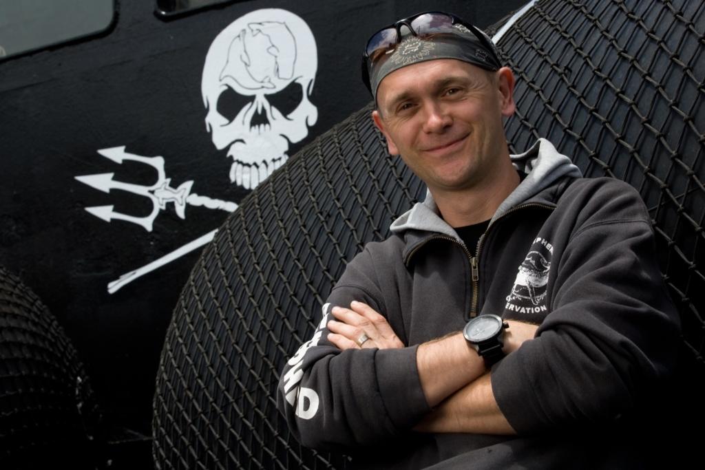 Taimetoidumessil astub üles kuulus vaalakaitsja kapten Alex Cornellisen