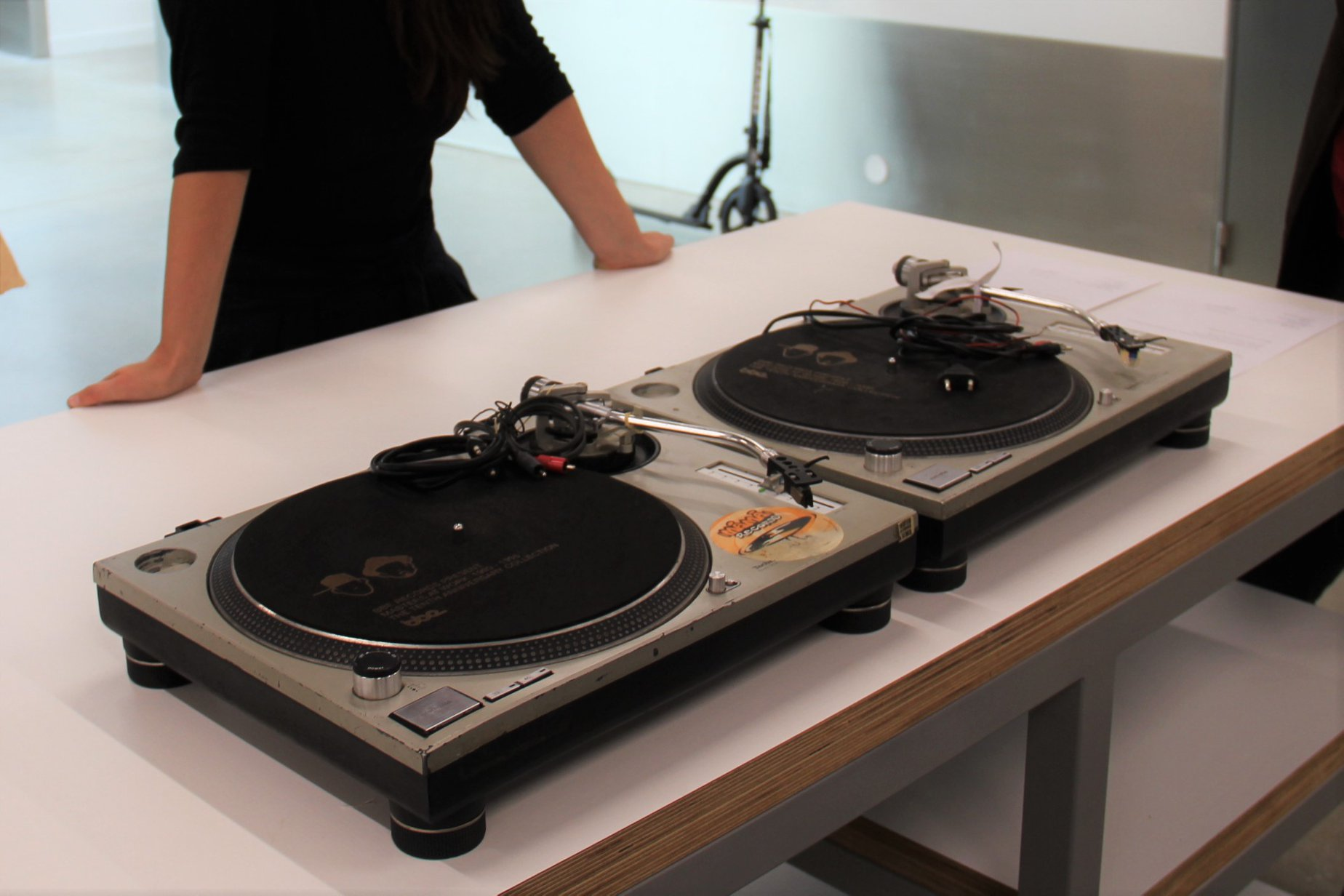 Eesti Rahva Muuseum – Ise tehtud Eesti – Legendaarsed grammofonid Technics SL-1200