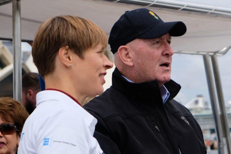 President Kersti Kaljulaid Austraalia kindralkuberneriga kohtumisest: meil on palju võimalusi koostööks