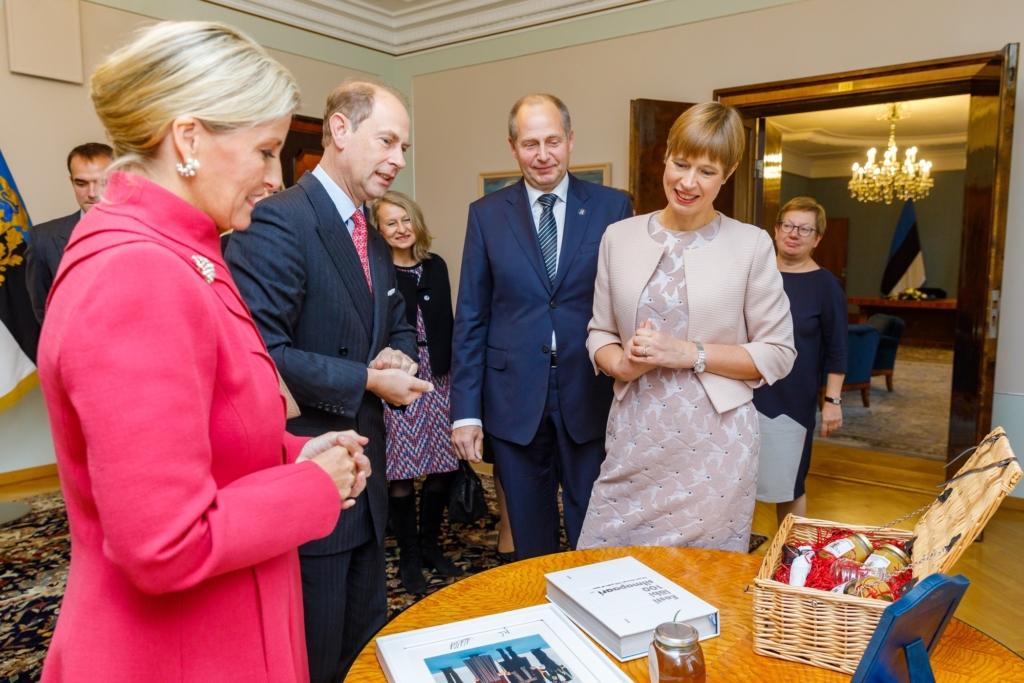 President Kaljulaid: Ühendkuningriigi ja Eesti sõprussuhted on kestnud juba 100 aastat