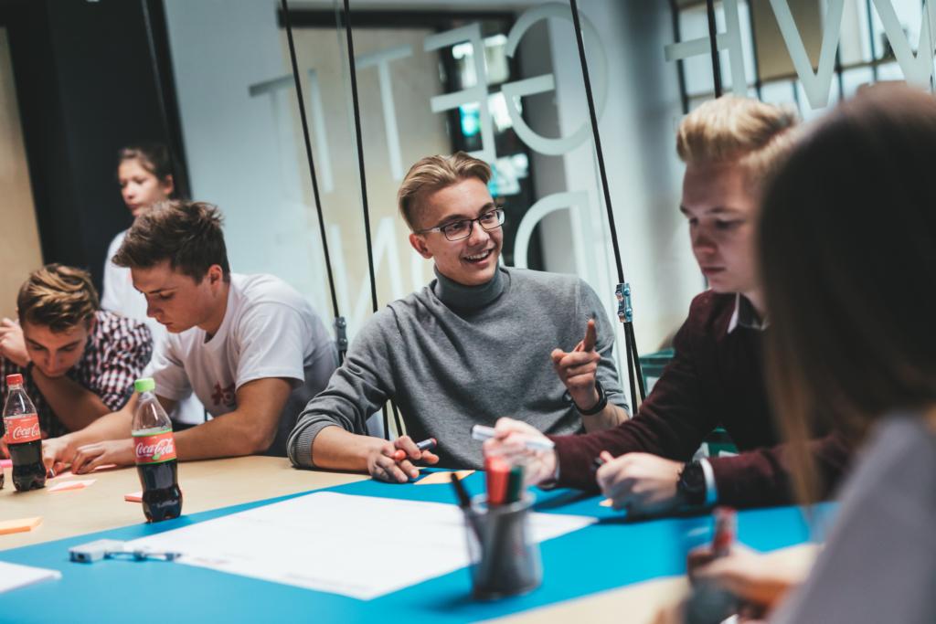 SEB Innovatsioonikeskuses Youth FotoAndres Raudjalg