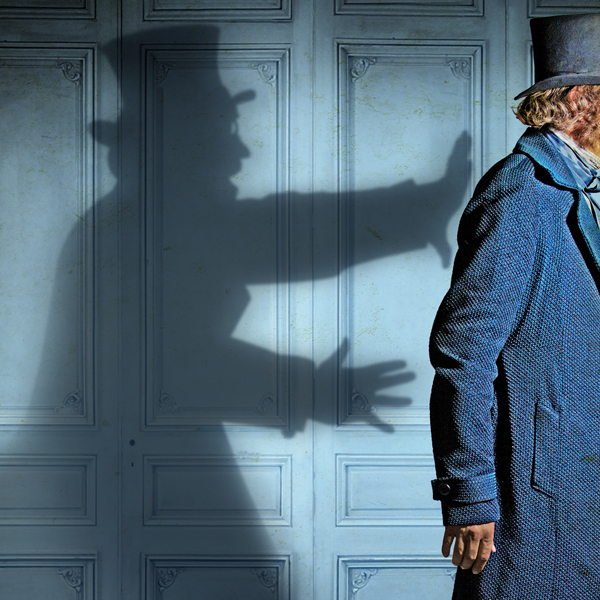 """NUKU teatri uuslavastust """"Vari"""" räägib loo mehest, kelle vari hakkab ühel päeval elama iseseisvat elu"""