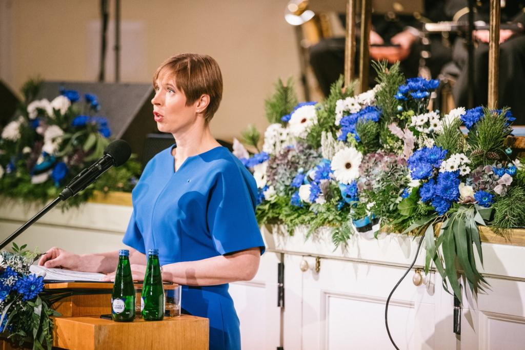 LISATUD KÕNE TEKST! President Kaljulaid kaitseväe 100. aastapäeval: tänu kaitseväele saame öösel rahulikult magada