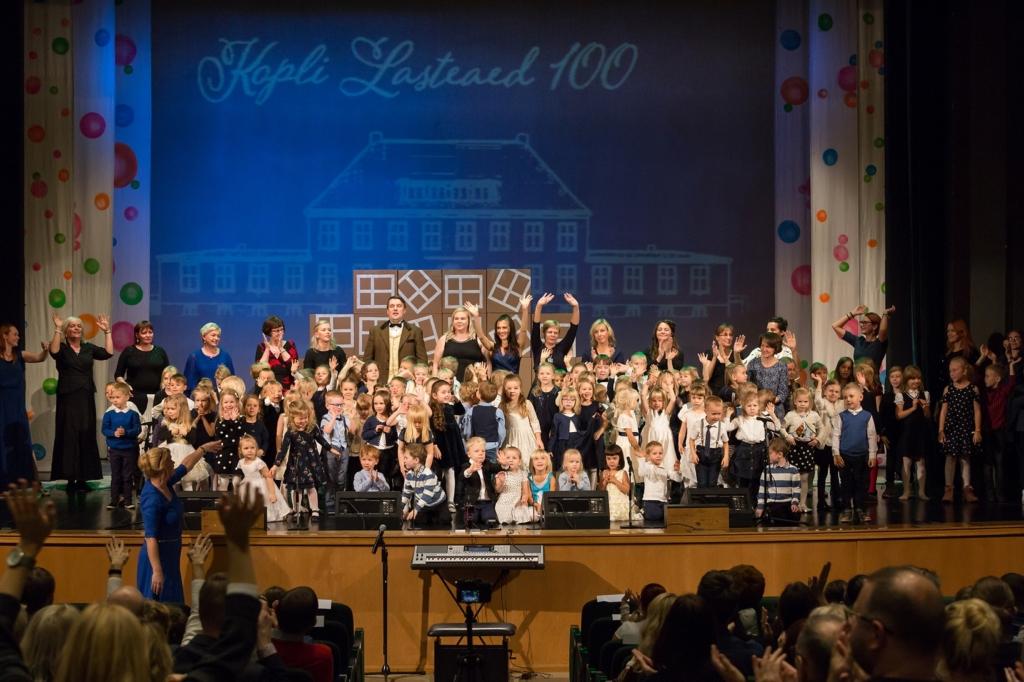 Kopli lasteaed 100