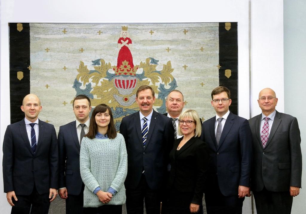 Taavi Aasa sõnul pakub praegune Tallinna linnavalitsus head kombinatsiooni kogemustest ja nooruslikust energiast
