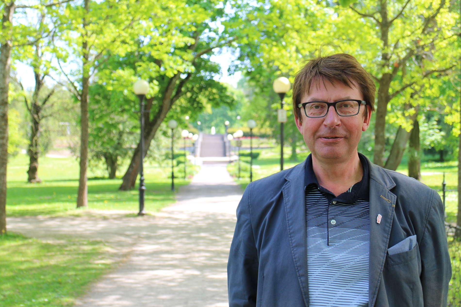 Tallinna aasta linnakodanik on Ain Järve