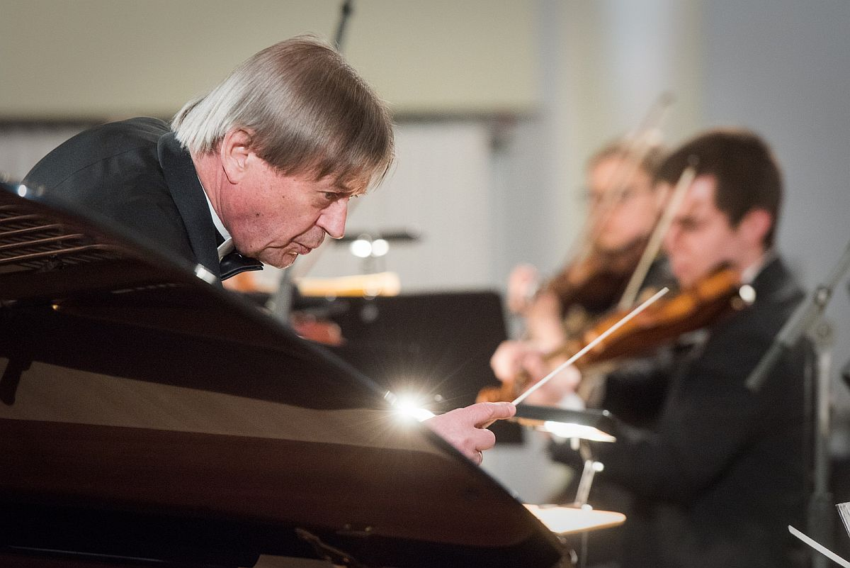 Kammerorkester musitseerib Soome talentidega