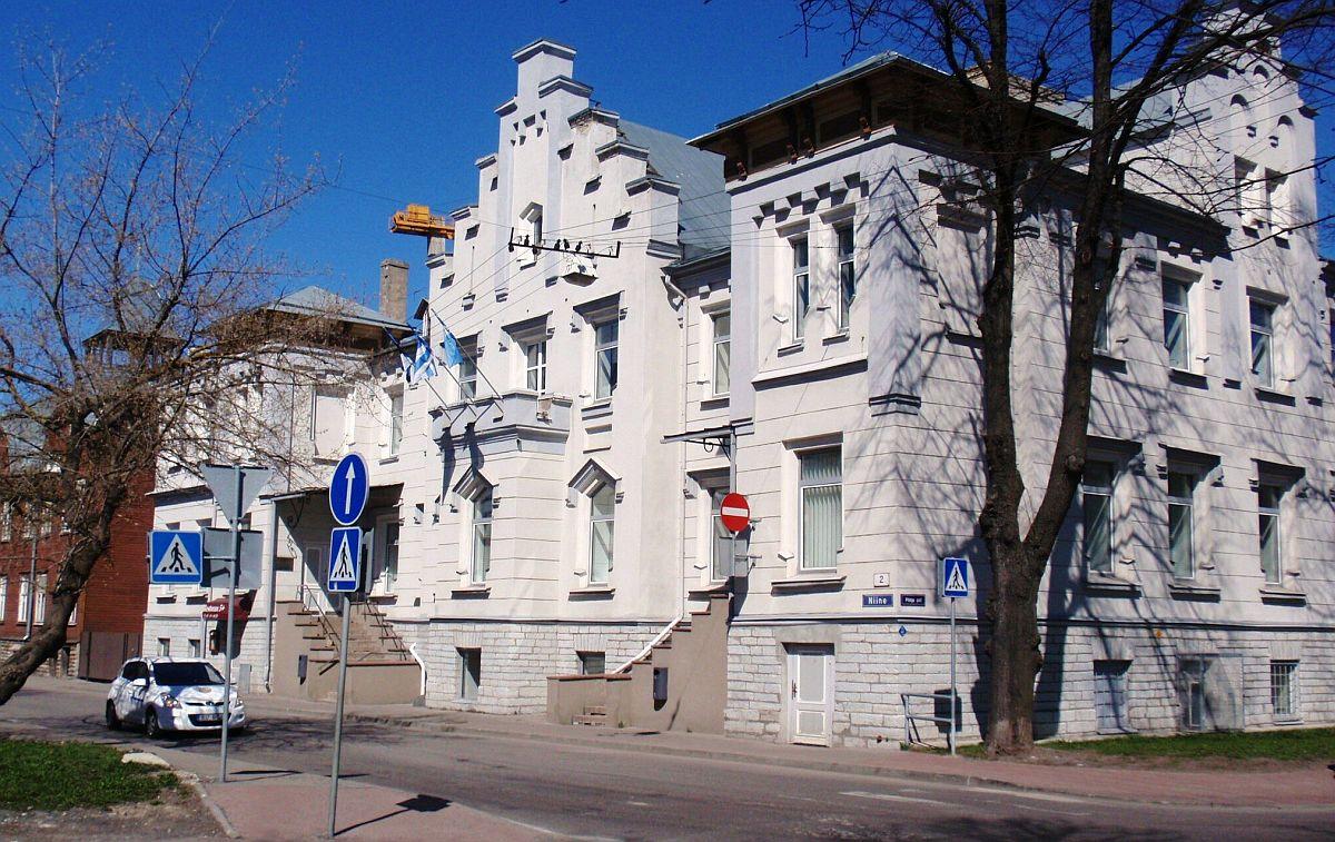 Põhja-Tallinna Valitsus Niine tn 2