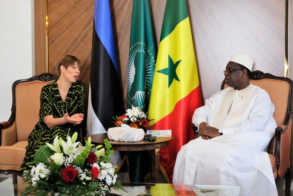 President Senegali riigipeaga2