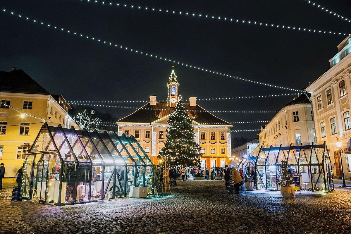 Tartus kuulutatakse välja jõulurahu