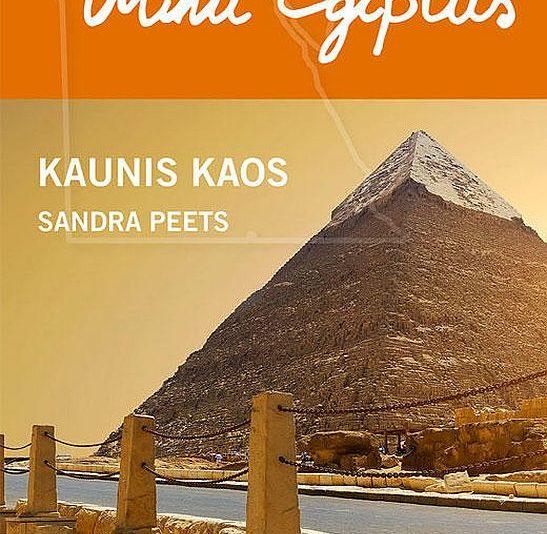 """Sandra Peets esitleb raamatut """"Minu Egiptus"""""""