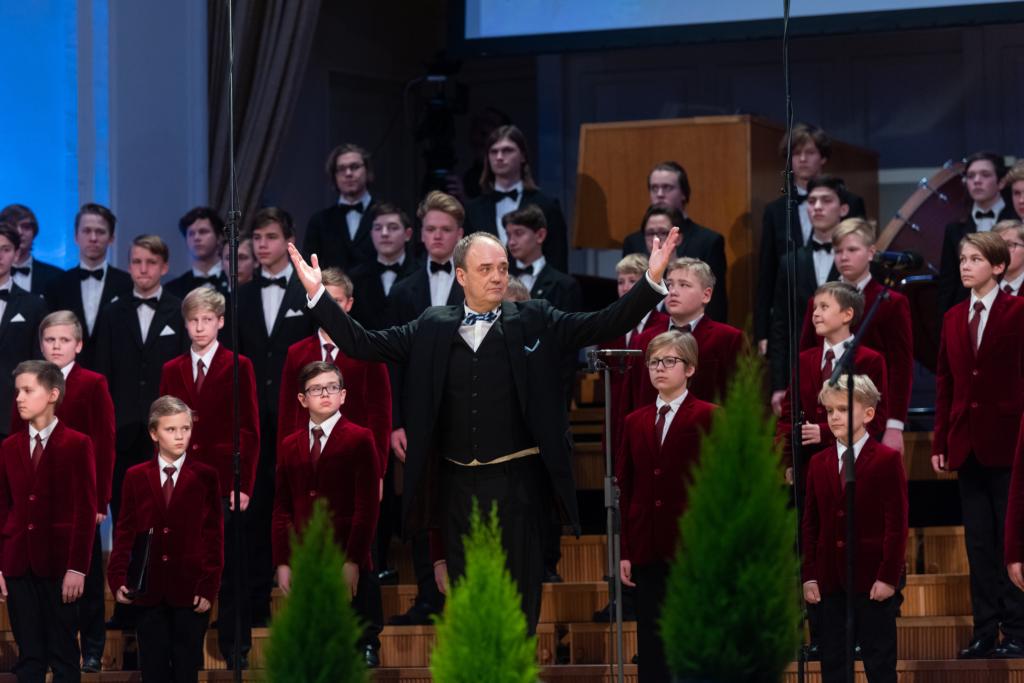 Eesti Kooriühing jagas aastapreemiaid! Aasta kooriks 2018 sai Rahvusooper Estonia poistekoor