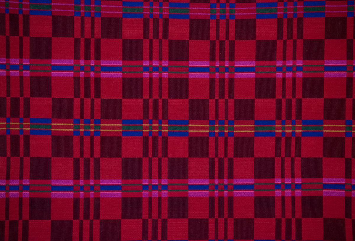 Riigikogus avatakse täna näitus rahvuslikust tekstiilist