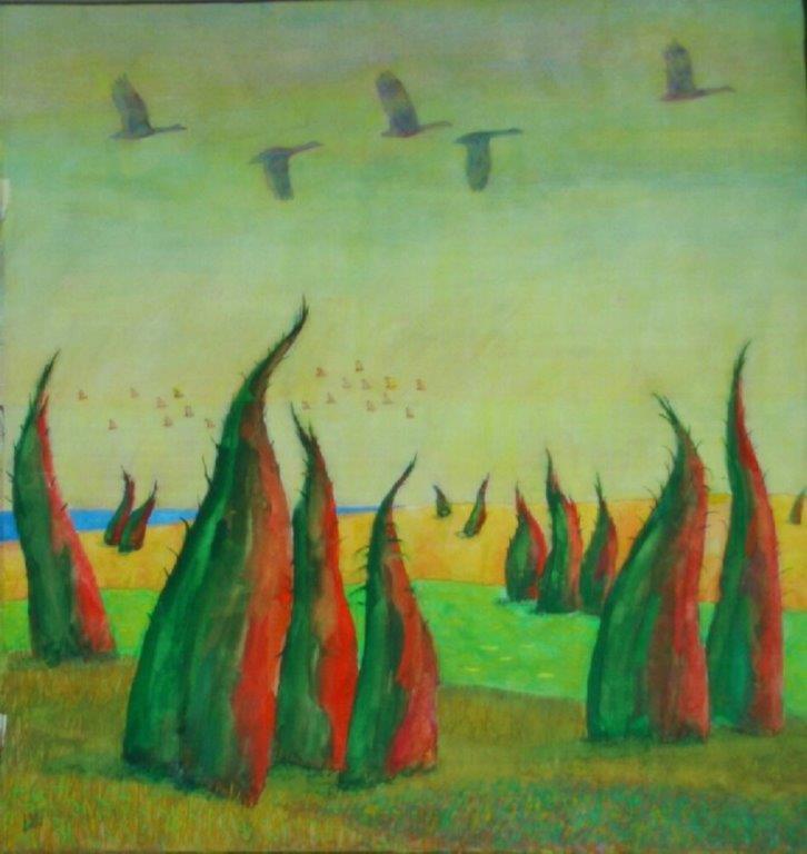 Vilde muuseumis avatakse kunstnik Lev Vassiljevi näitus