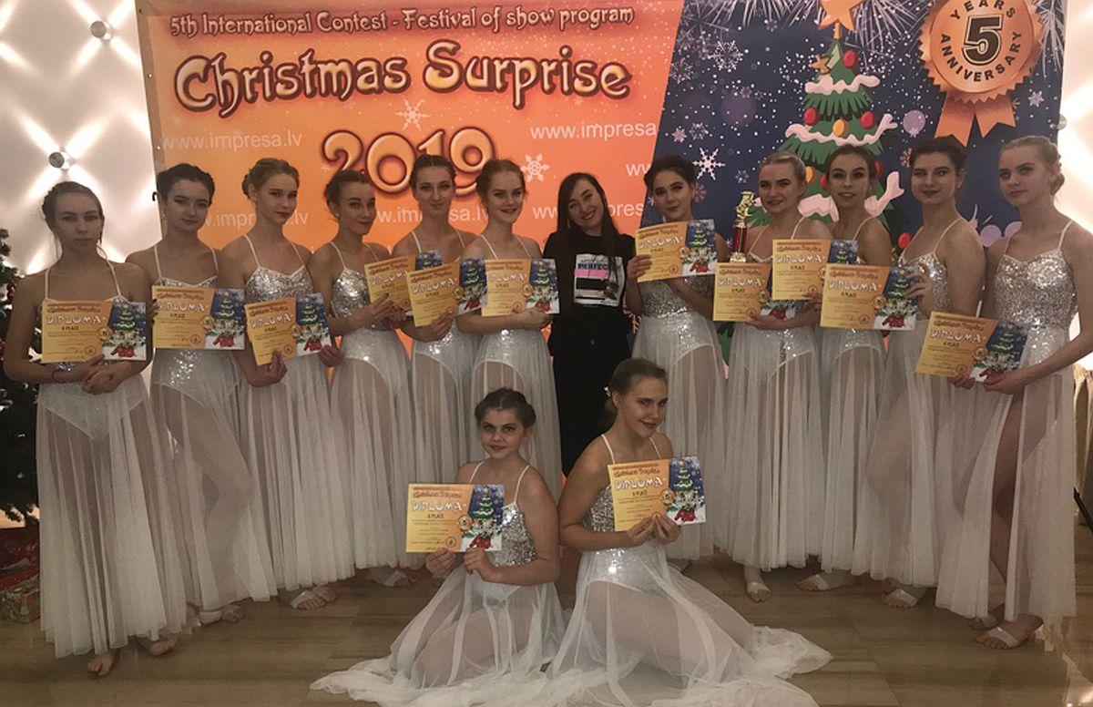 Video! Kopli noori tantsijaid saatis edu Jurmala festivalil