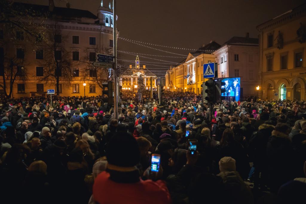 VIDEO I Tartu hakkab valmistuma kultuuripealinna tiitli väärikaks kandmiseks