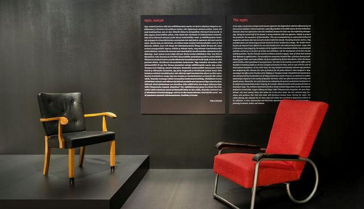 ERM-is avatakse näitus Eesti toolidisaini ajaloost