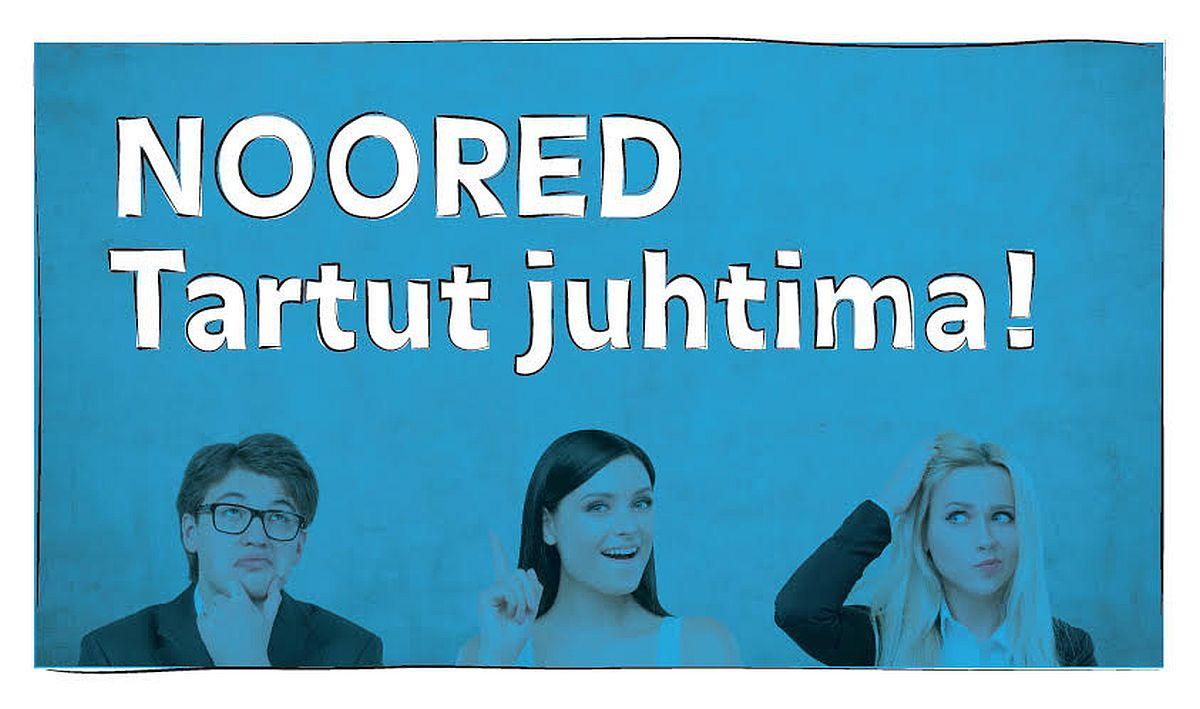 Tartu kutsub noori linna juhtima