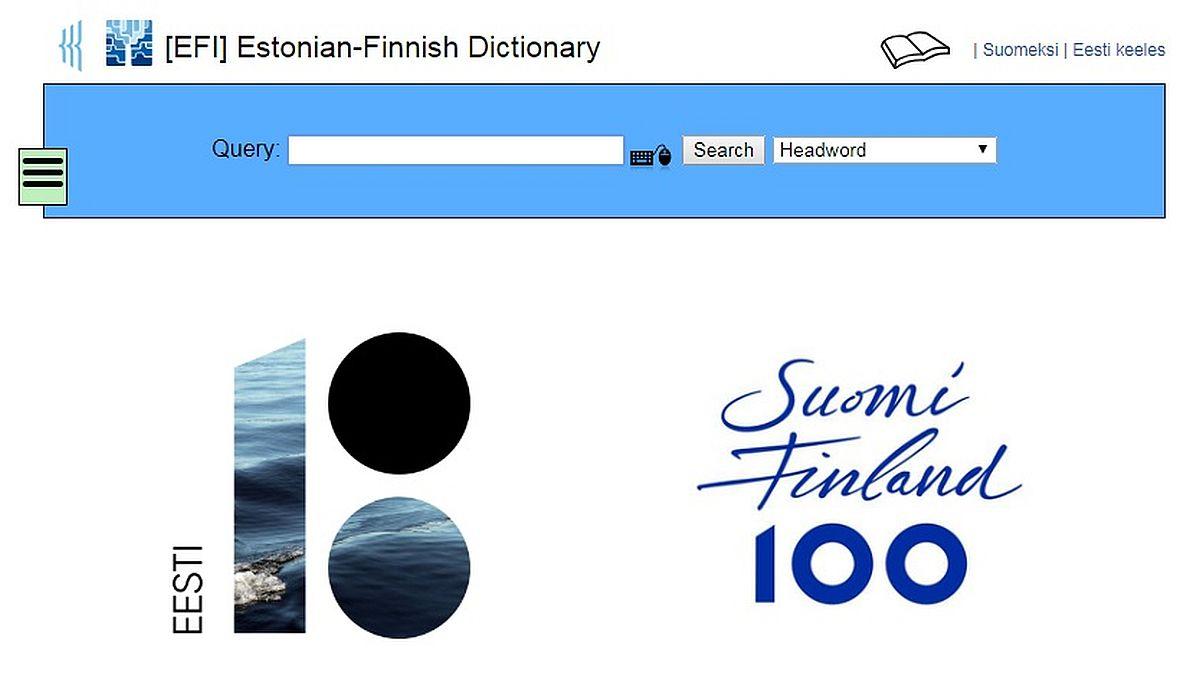 Tark mees taskus! Valmis uus eesti-soome veebisõnaraamat