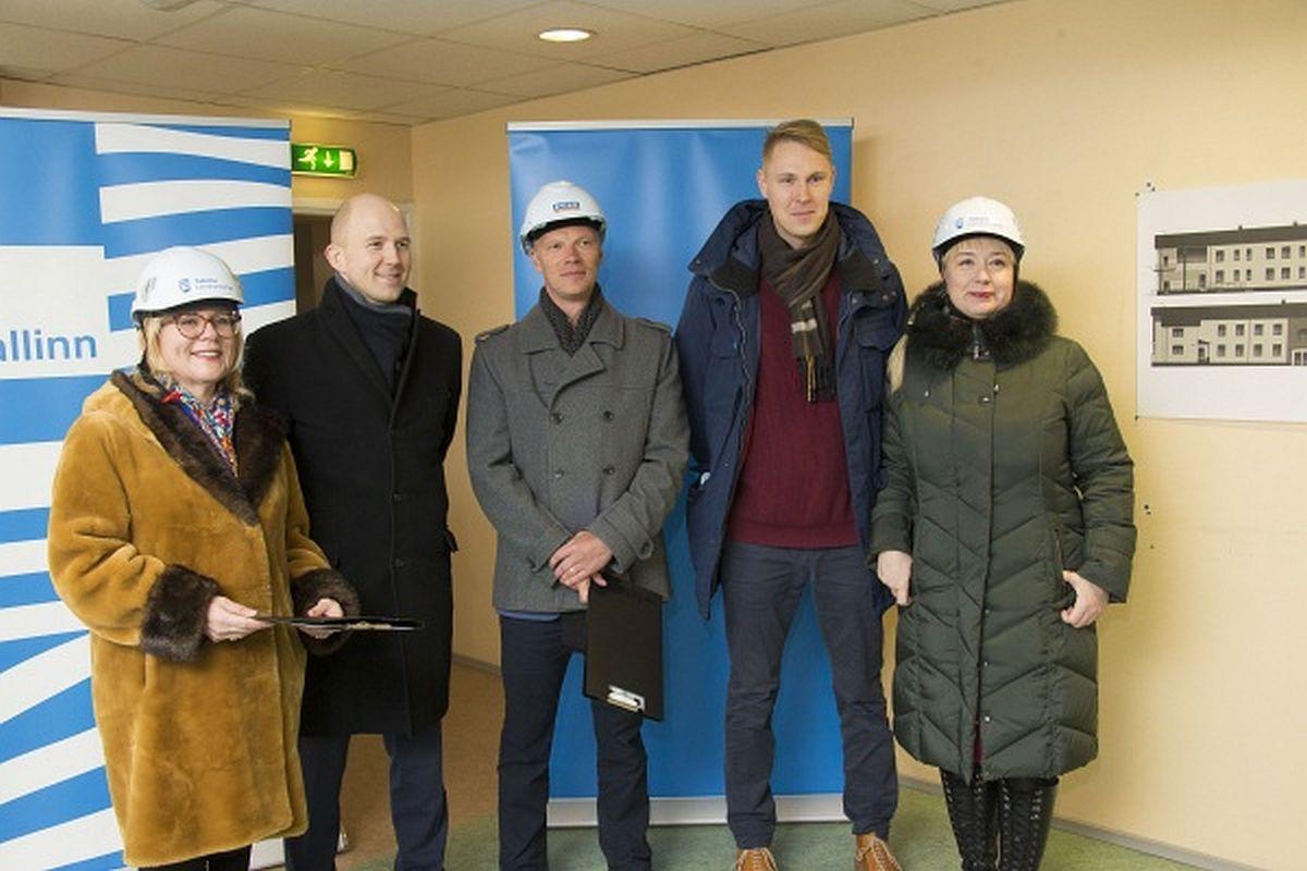 Tallinna Vaimse Tervise Keskuse tugikodu renoveeritakse 1,5 miljoni euro eest