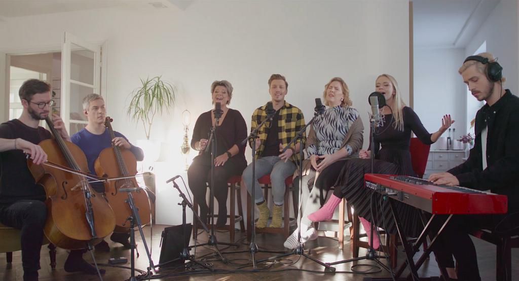 Video! Eesti Laulu finalist Kadiah esitab võistlusloo akustilise versiooni!