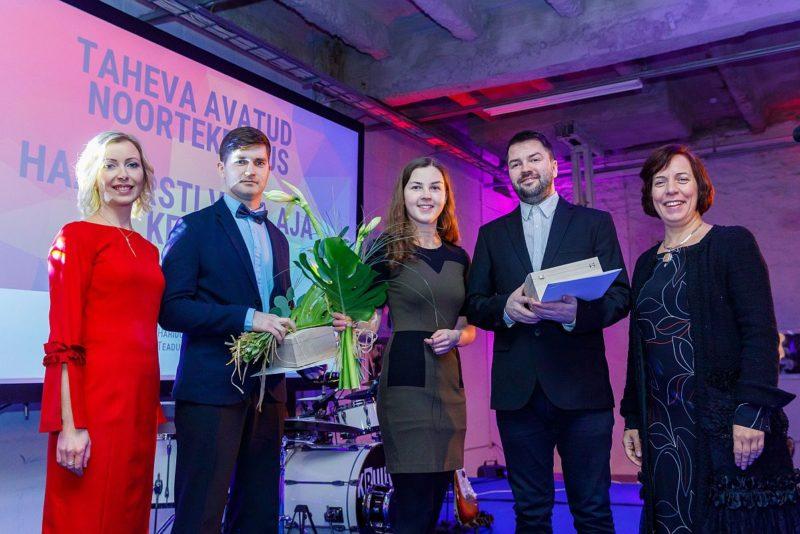 Täispikk ülekanne! Haridusminister tunnustas noortevaldkonna silmapaistvamaid tegijaid
