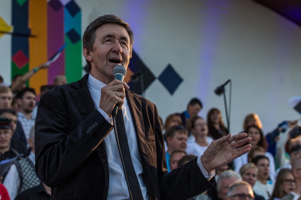 Vaba Rahva Laulul esinevad Marko Matvere, Ott Lepland, Gerli Padar ja Boris Lehtlaan