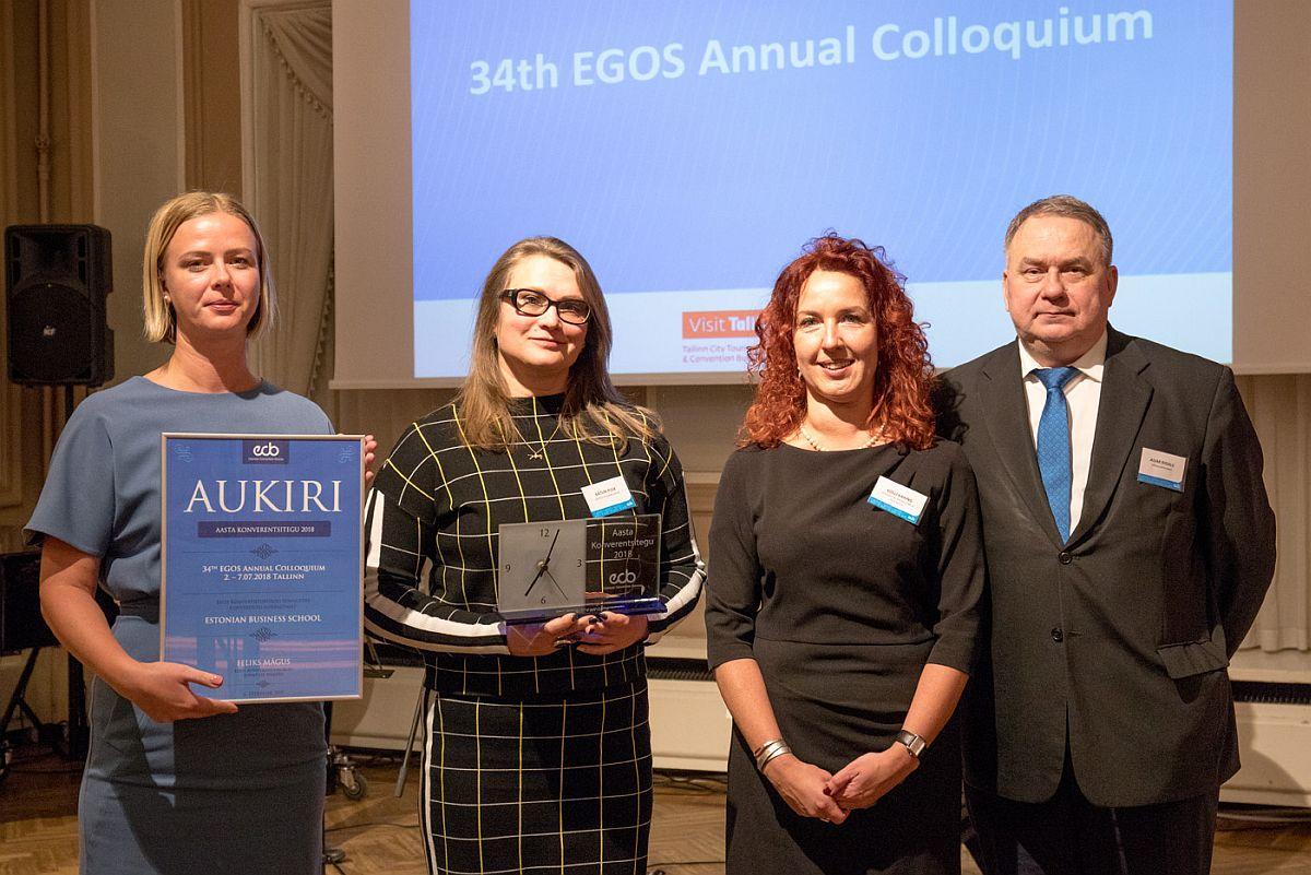 Aasta konverentsiks tunnistati suurim Eestis korraldatud teaduskonverents
