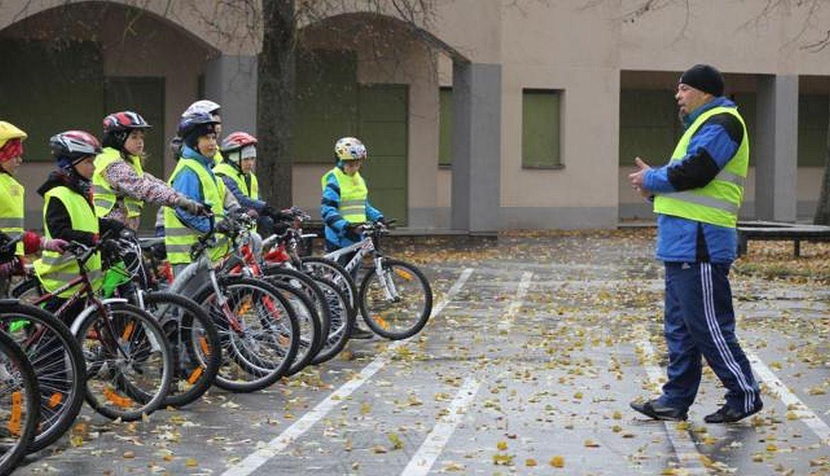Tartu jalgrattakool kutsub õpilasi kevadkursustele