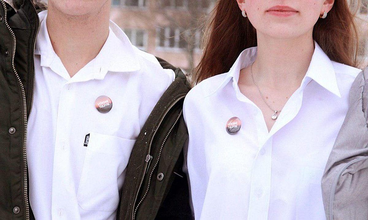 Koolitüdrukute tasuta võrdõiguslikkuseseminaril kõnelevad Liisa Pakosta ja Marianne Mikko