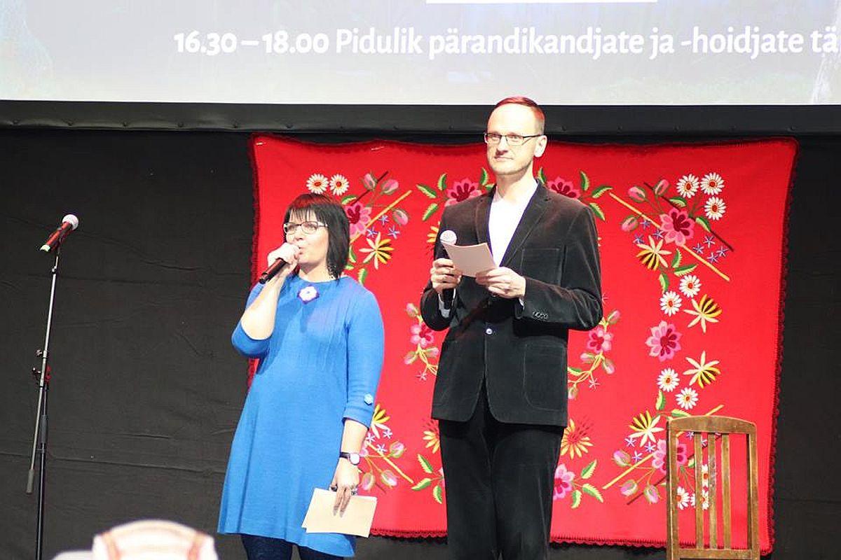 Anneliis Kõiv ja Jüri Metssalu