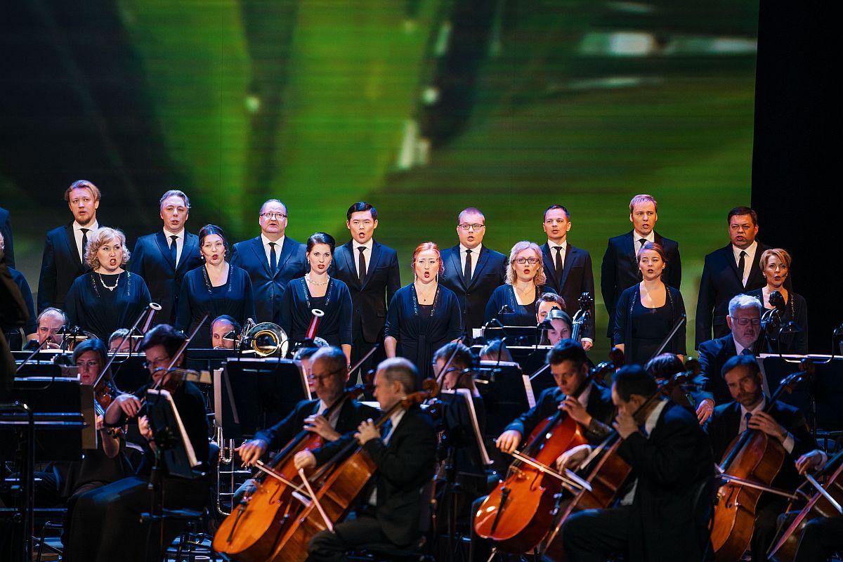 """Estonias kõlab täna Berliozi """"Reekviem"""", mida esitatakse väga harva"""
