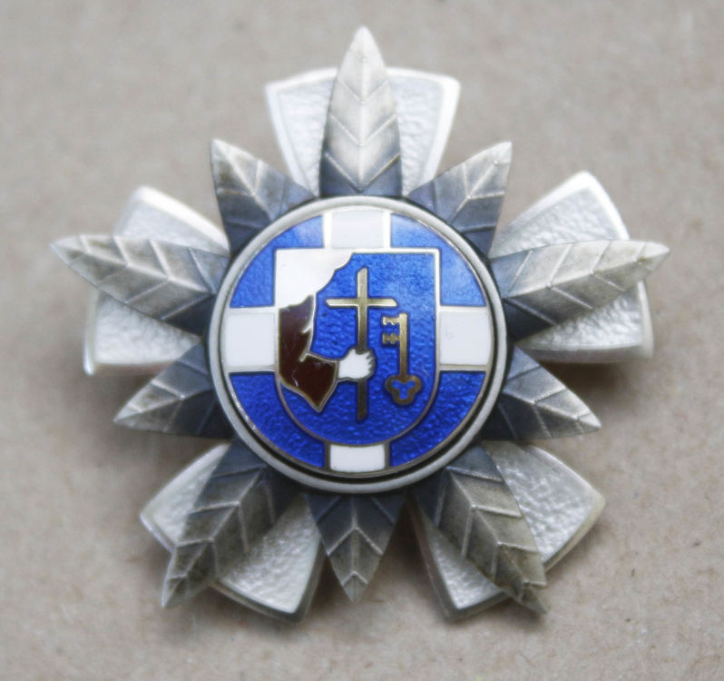 Pärnu andis teenetemärgi neljale inimesele