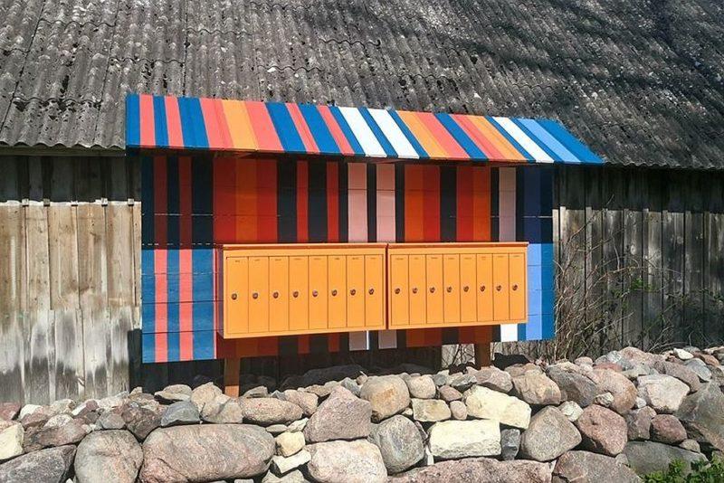 Aasta üks kommunikatsioonitegusid on postkastitalgud