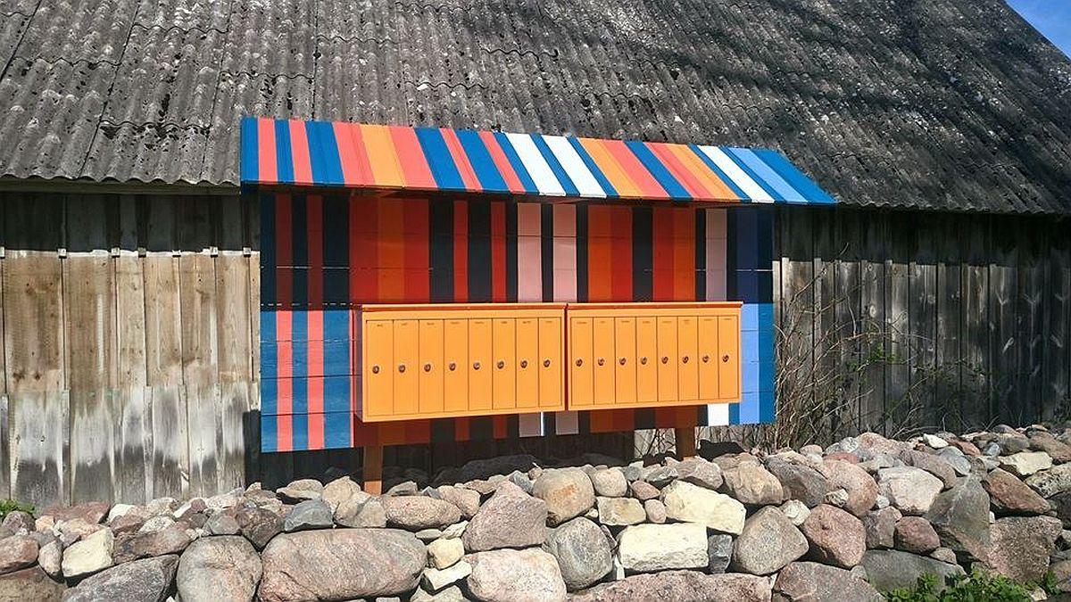 Saaremaal Kõrkvere külas