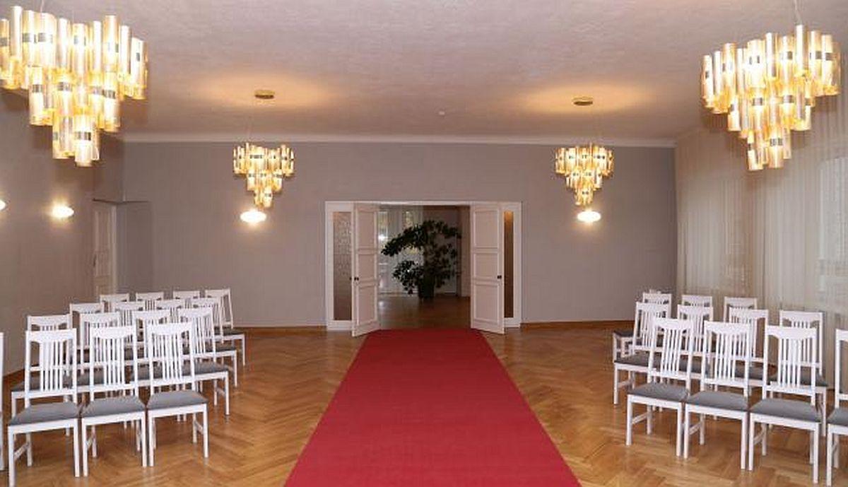 Tartu abiellujate kasutuses on nüüd kaunilt kujundatud ruumid