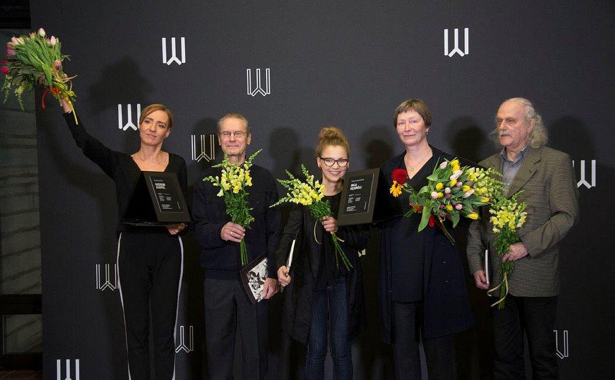 Wiiralti peapreemia pälvis Gudrun Koppel