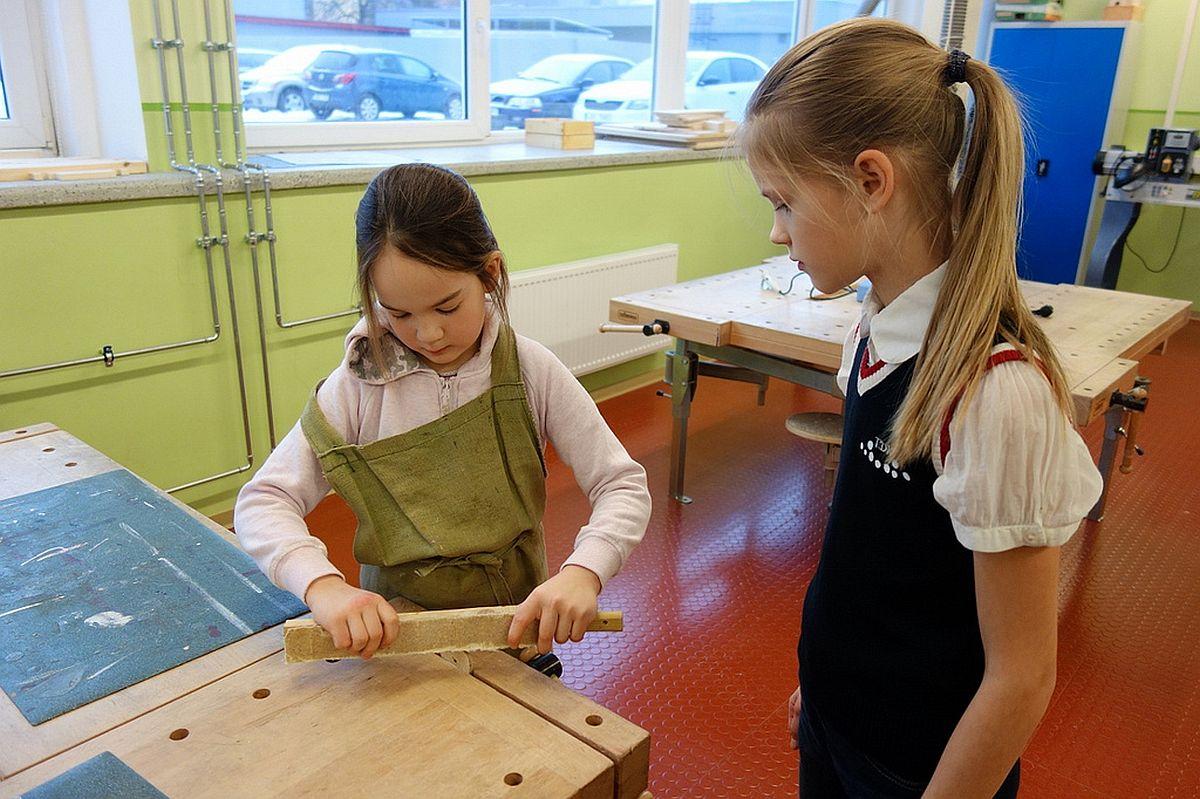 Descartes'i kool võõrustab külalisi Prantsusmaalt