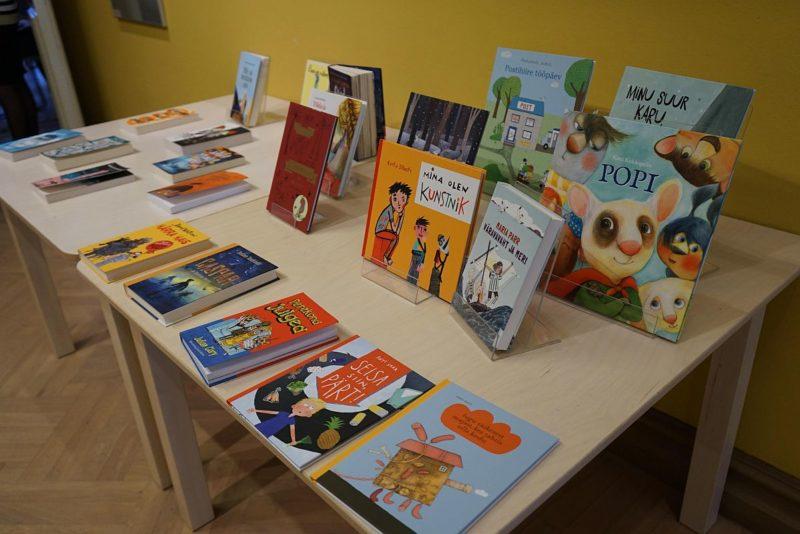 Aasta parimad lasteraamatud: Kivirähk, Pervik ja teised