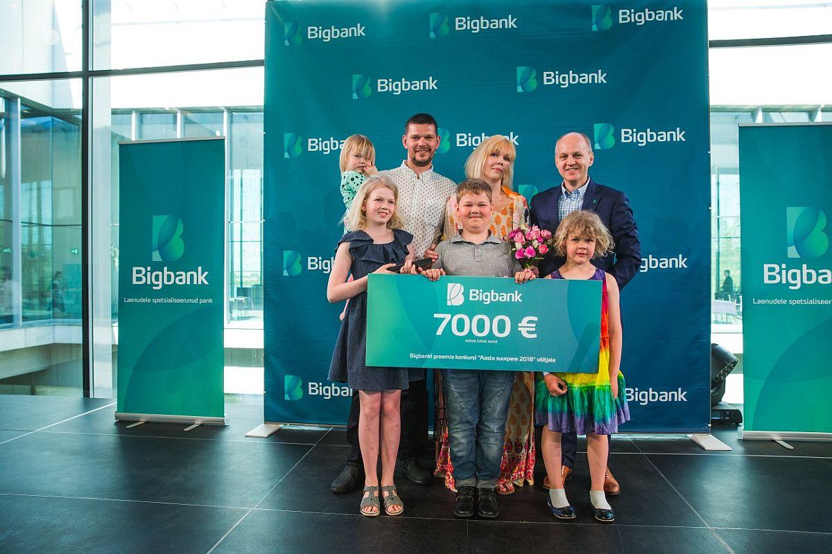 Aasta Suurpere 2018 – Perekond Ait Saaremaalt